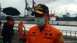 Basarnas: Kapal SAR Benturan dengan Kapal Ditjen Hubla di Lokasi Evakuasi SJ182