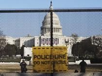 Jelang Pelantikan Joe Biden, Gedung Capitol Washington DC Ditutup