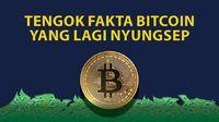 Tengok Fakta Bitcoin yang Lagi Nyungsep