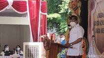 Kasus Corona di Bali Naik Usai Libur Akhir Tahun, Koster: Meningkat Tajam