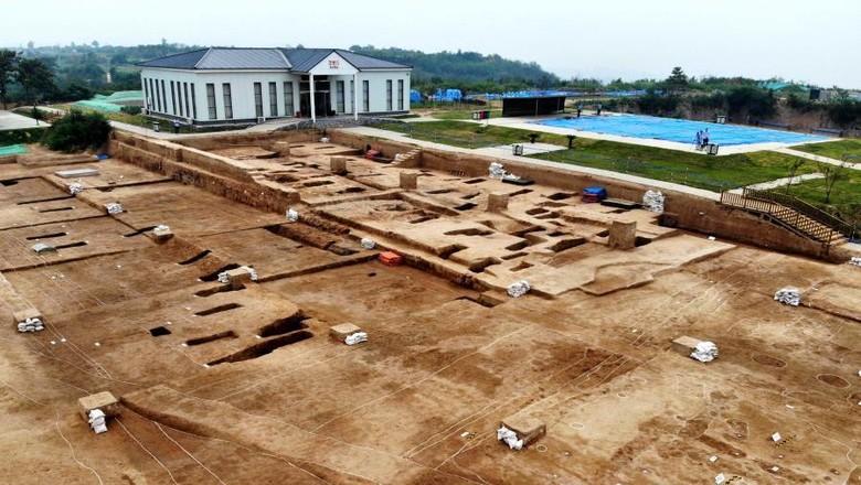 Istana Kuno Ditemukan di China, Usianya 5.300 Tahun