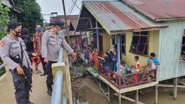 Lokasi bocah di Kalimantan Timur diterkam (Dok Istimewa)
