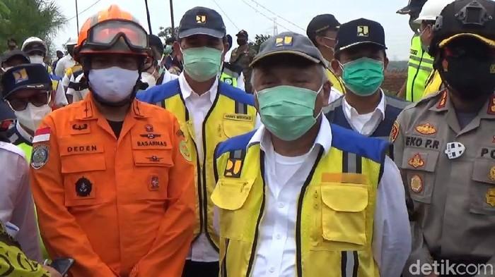 Menteri PUPR sebut 224 rumah di Cimanggung Sumedang rawan longsor