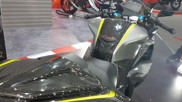 Modifikasi CBR150R