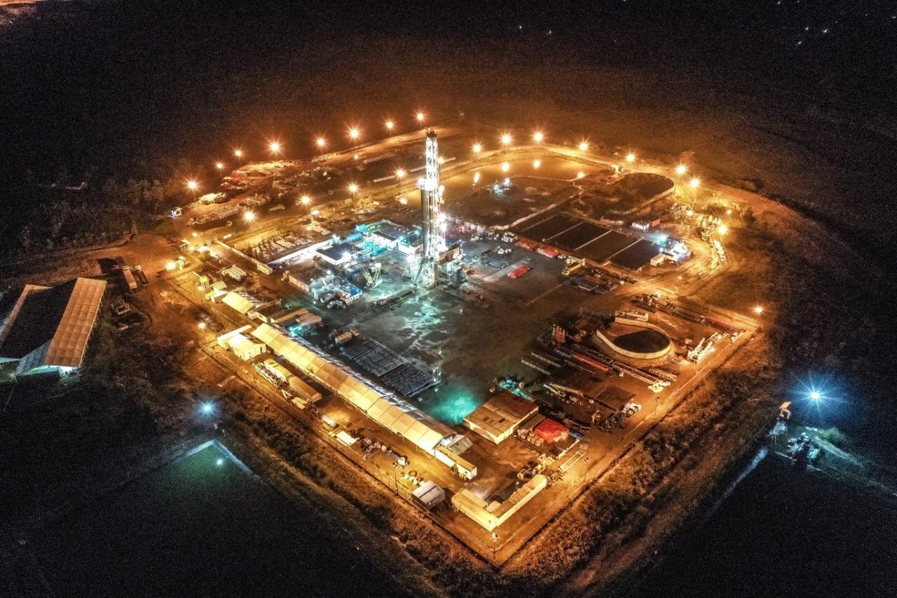 Operasional Drilling Jimbaran Tiung Biru Selesaikan Pengeboran (dok. PT Pertamina EP Cepu (PEPC))