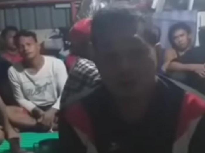 Puluhan ABK WNI di Marshall Islands minta tolong ingin pulang, Kamis (14/1/2021).