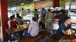 Satpol PP Sidak Prokes di Kawasan Fatmawati