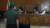 Prada Ilham Dituntut 1,5 Tahun Penjara-Dipecat dari TNI
