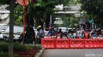 Suasana RS Yarsi Pasca Meninggalnya Syekh Ali Jaber