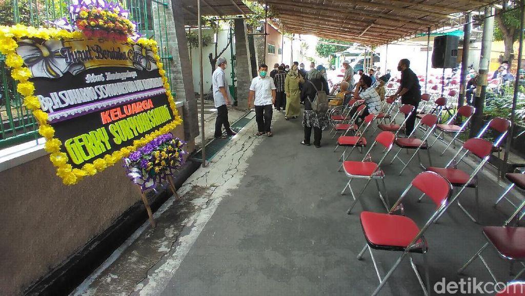 Pendiri Warung Soto Gading Solo Langganan Megawati dan Jokowi Meninggal