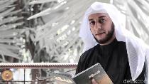 Haru Biru di Pemakaman Syekh Ali Jaber