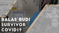 Berdarah-darah Demi Pasien COVID-19