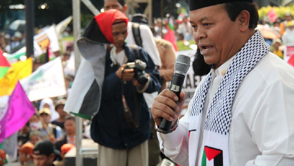 Wakil Ketua MPR Kritik Isarel yang Tolak Beri Vaksin ke Palestina