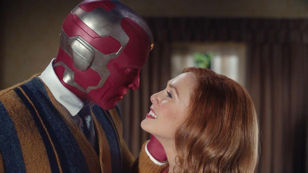 Perankan Vision Bikin Paul Bettany Luka-luka, Marvel Beri Fasilitas Ini