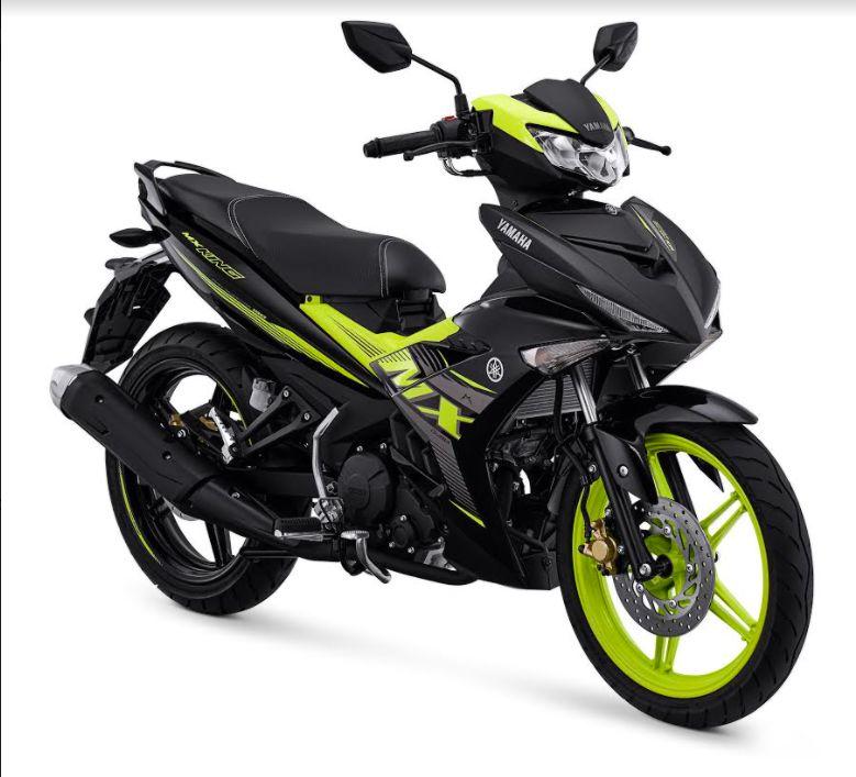 Warna baru Yamaha RX King