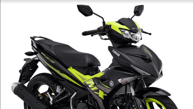 Tampilan Segar Yamaha MX King 150