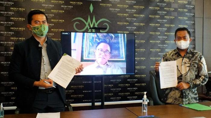 Menyikapi hasil putusan Majelis Pemeriksa Bawaslu Provinsi Lampung, oleh KPU Kota Lampung, maka pembatalan Pasangan Calon Nomor Urut 03 telah berkekuatan hukum.