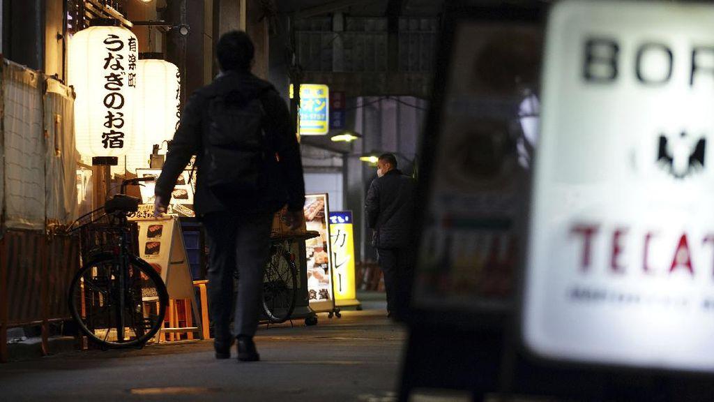 Corona Melonjak, Jepang Perpanjang Masa Darurat hingga Akhir Mei