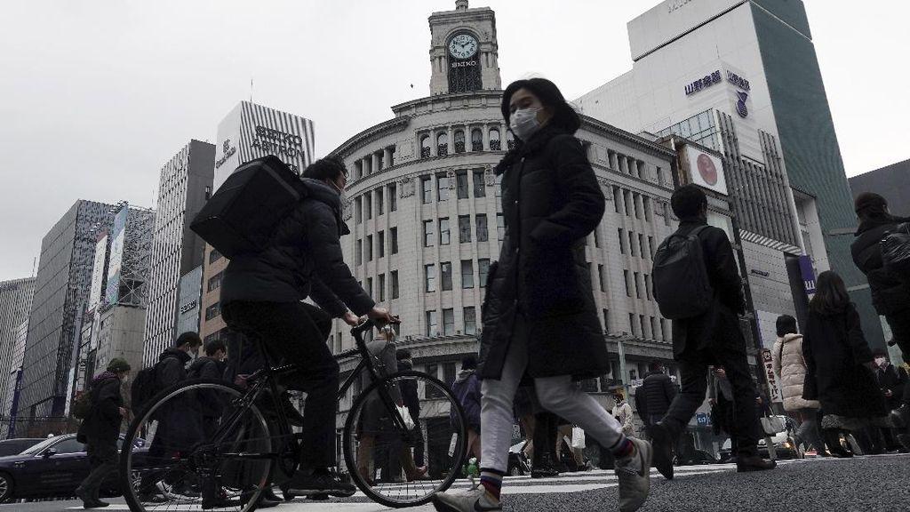 Ada Varian Baru Corona di Jepang Saat Dunia Gencar Vaksinasi COVID-19