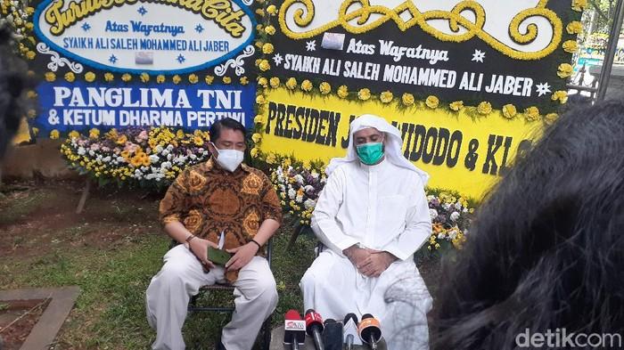 Adik Syekh Ali Jaber, Syekh Muhammad Jaber