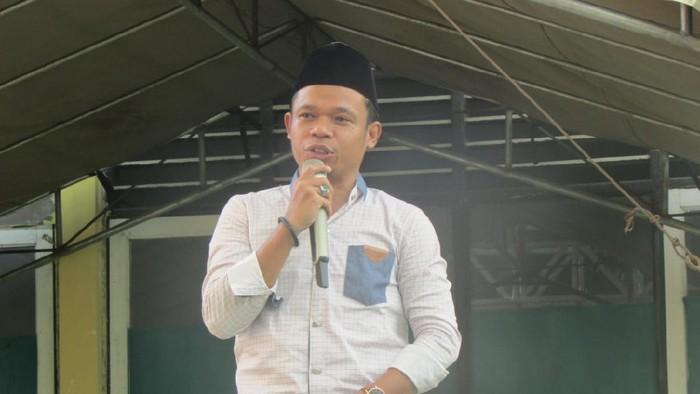 Akhdiansyah (Faruk Nickyrawi/detikcom)