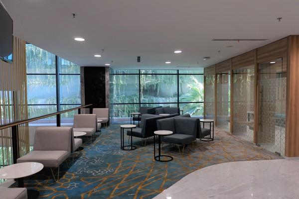 General Manager Anara Airport Hotel M. Muchlis, mengatakan bahwa PT Angkasa Pura Propertindo sebagai anak perusahaan PT Angkasa Pura II mengemban tanggung jawab besar dalam memiliki dan mengelola Anara Airport Hotel.