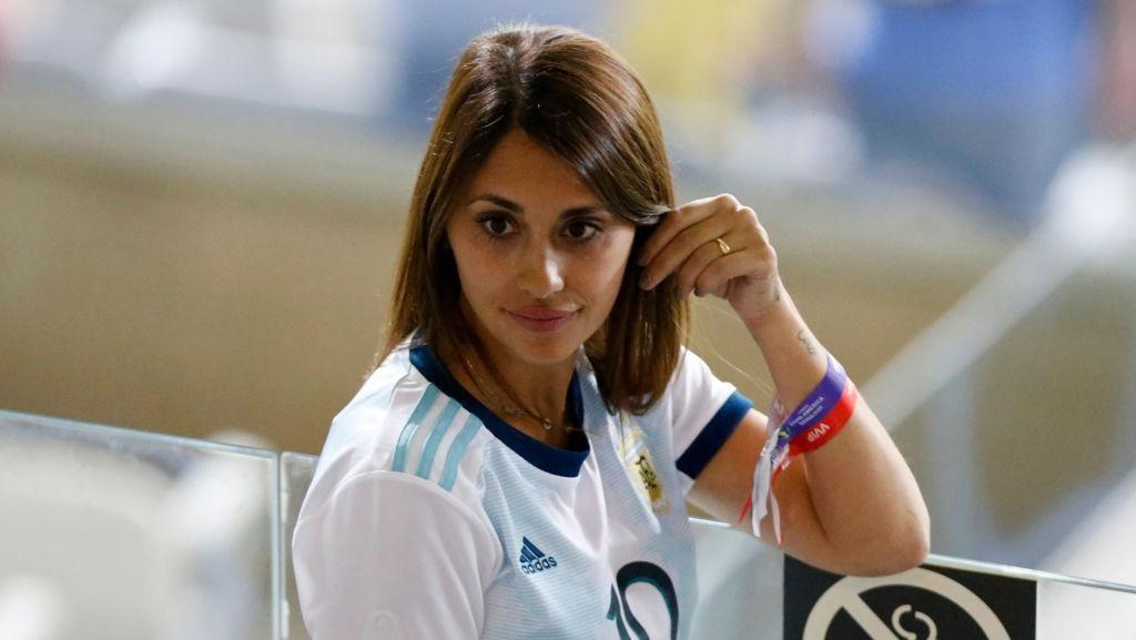 Antonela Roccuzzo, Istrinya Lionel Messi Itu Pamer... Tinju