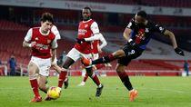 Arsenal Vs Crystal Palace Terasa Seperti Latihan
