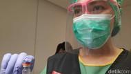 Vaksinasi COVID-19 Nakes di Surabaya Lancar, Belum Ada Gejala