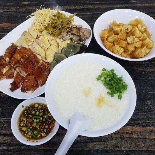 Tempat Makan Bubur Ayam Chinese Enak di Jakarta