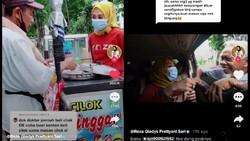Dokter Gladys Jadi Sorotan Usai Borong Cilok dan Pisang di Pinggir Jalan