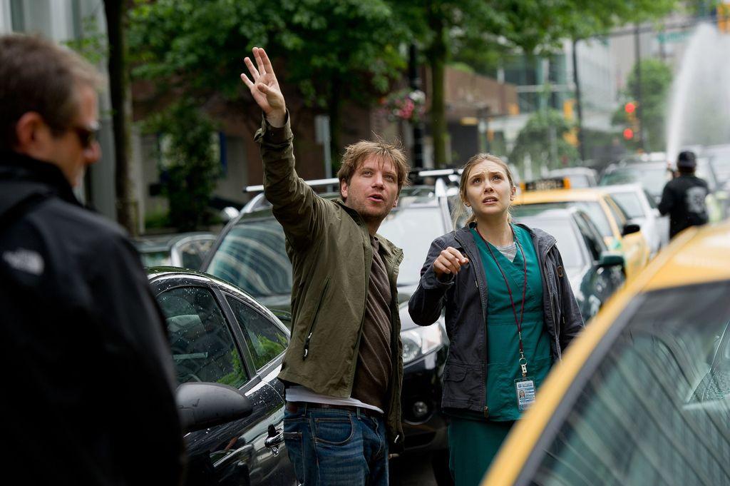 Elizabeth Olsen di film GODZILLA