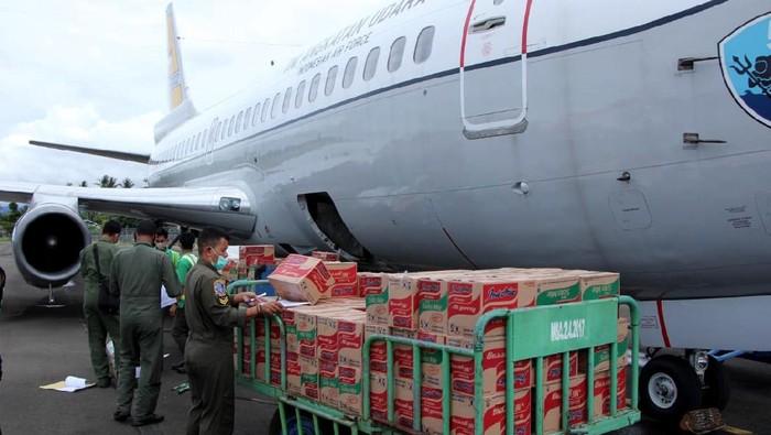 Kementerian Sosial telah menyiapkan kebutuhan dasar pokok untuk para korban gempa di Majene dan Mamuju, Sulawesi Barat.
