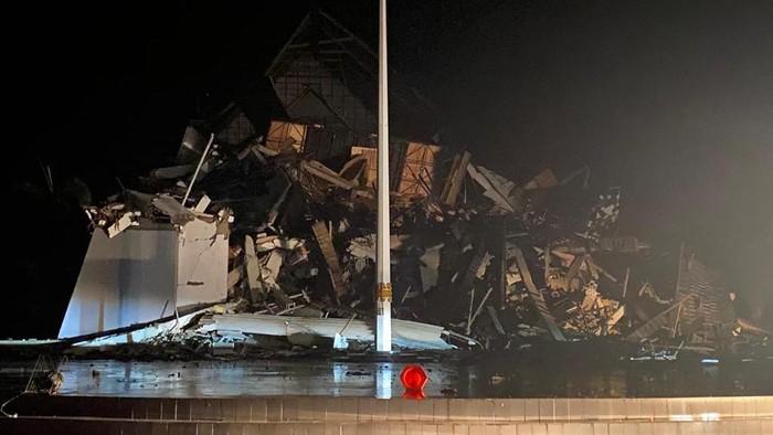 Gempa M 6,2 Picu Kepanikan Warga Mamuju, Sejumlah Bangunan Dikabarkan Rusak