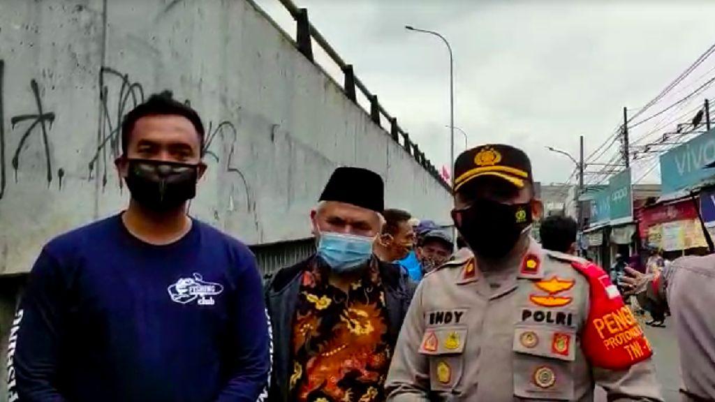 Pemkot Tangsel akan Awasi Flyover Ciputat dari Pembuang Sampah Sembarangan