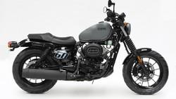 Potret Hampir-Davidson 125 cc yang Harganya Lebih Mahal dari Matik 150 cc
