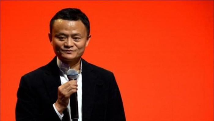 Jack Ma dan Pertarungan Politik China
