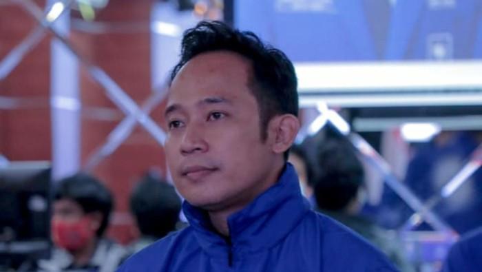 Juru Bicara DPP PAN Denny Wahyudi atau Denny Cagur