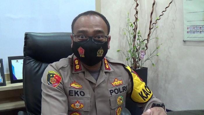 Kapolres Sumedang, AKBP Eko Prasetyo Robbyanto