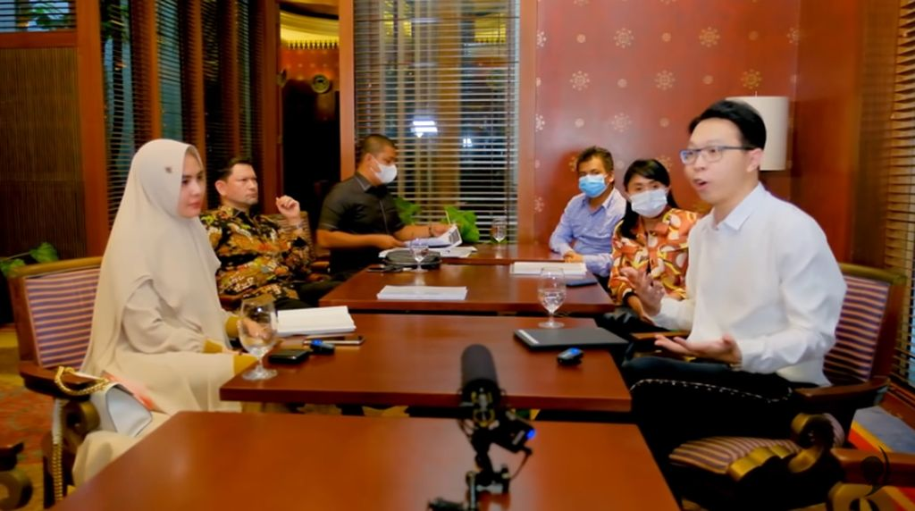 Kartika Putri Ribut dengan Dokter Kecantikan, Akbar Tanjung Beri Edukasi