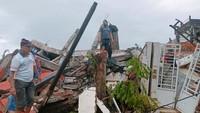 Update Gempa Sulbar: 42 Orang Meninggal, 189 Luka Berat
