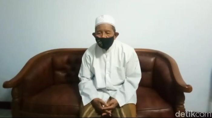 Ketua FKUB Tuban KH Masduki Nursyamsi