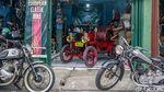 Kreativitas Tanpa Batas, Mobil Kuno Ini Dibuat dari Mesin ATV Lho