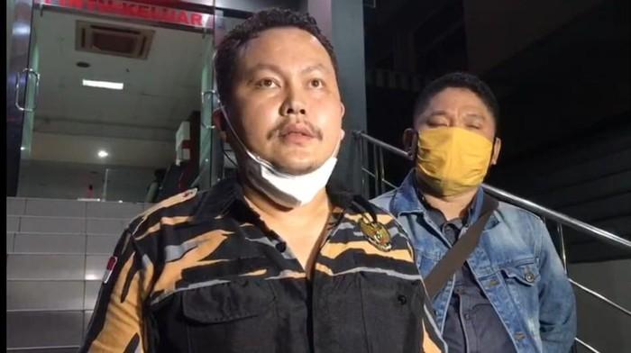 Laporan Pekat IB soal Raffi Ahmad Ditolak Polisi