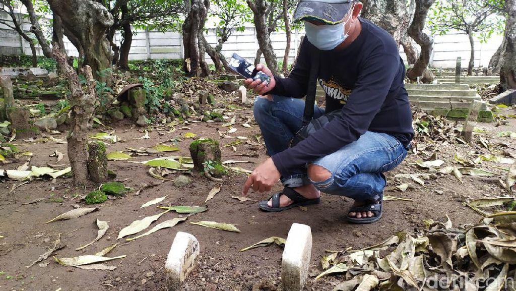 Sebuah Makam Bayi Bikin Geger Warga di Mojokerto, Kenapa?
