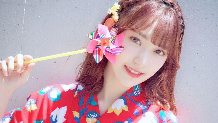 10 Potret Kawaii Miyawaki Sakura Ini Akan Memikat Hatimu