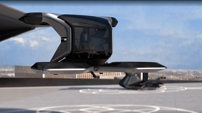 Mobil Terbang General Motors