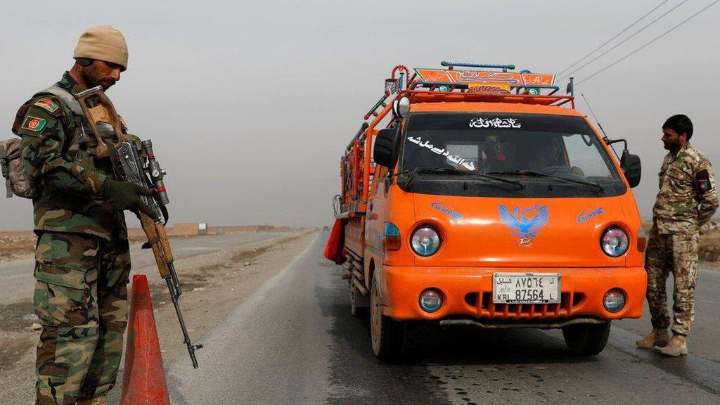 Afghanistan Tak Lagi Keluarkan Plat Kendaraan Angka 39, Ini Alasannya