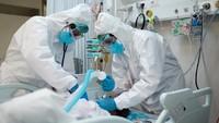 Tersisa 63 Tempat Tidur, Ini Rincian Ketersediaan Ruang ICU di DKI
