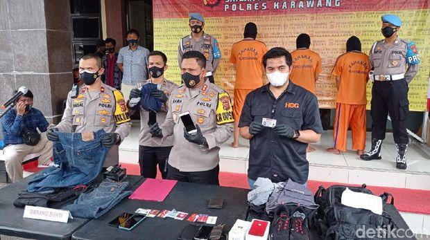 Pembunuhan Pemuda Karawang Terbungkus Plastik